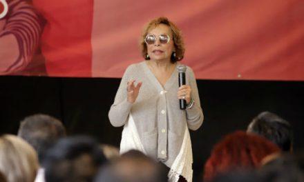Va Elba Esther Gordillo por dirigencia del SNTE