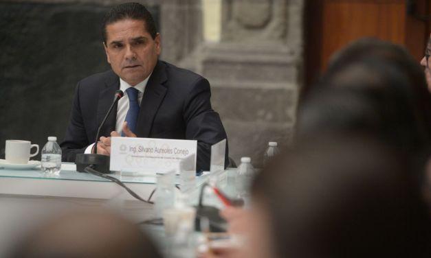 El CJNG no nos intimidará: Aureoles tras atentado en Michoacán