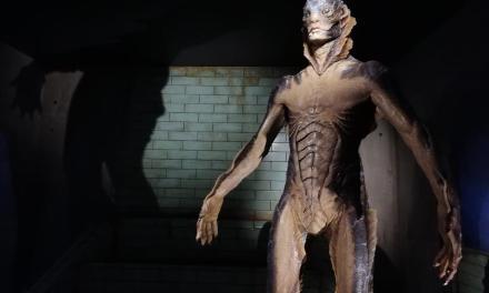 Así luce por dentro la exposición de Guillermo del Toro