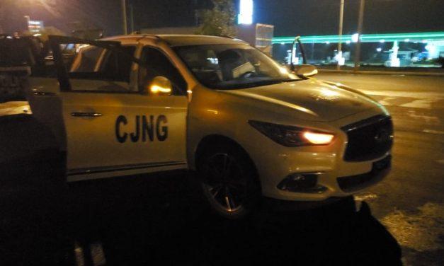 Atentado del CJNG contra policías michoacanos: 3 muertos y 10 diez heridos