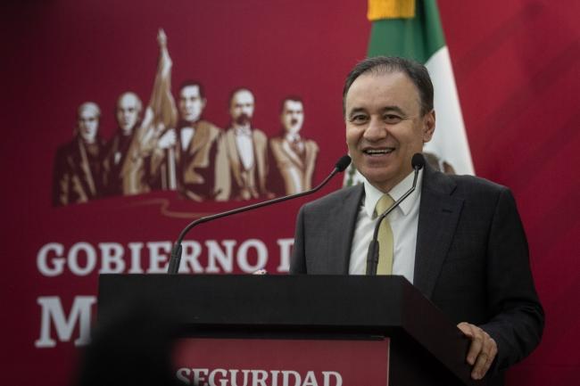 A Jalisco arribarán 3 mil 600 elementos de la Guardia Nacional en Julio: Durazo