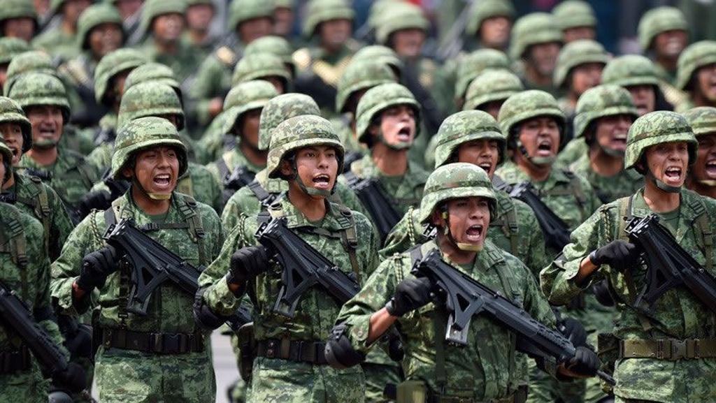 Comienza despliegue de la Guardia Nacional en la frontera sur