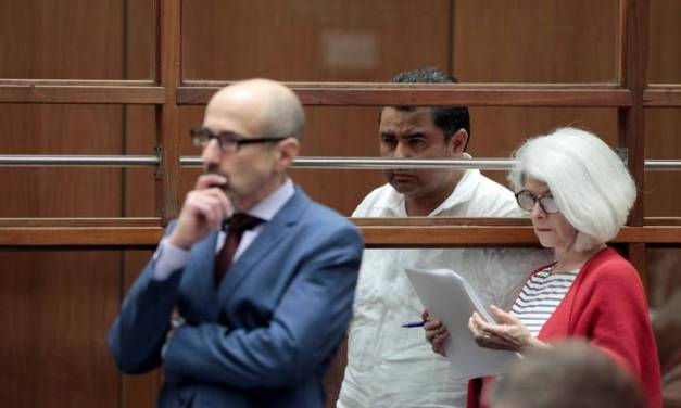 Revés para Naasón Joaquín: aumentan su fianza a 50 mdd