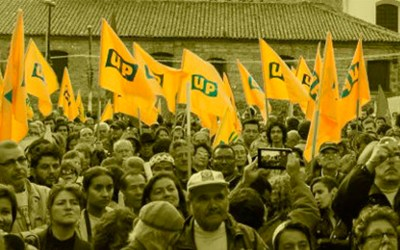 La UP rechaza todos los asesinatos