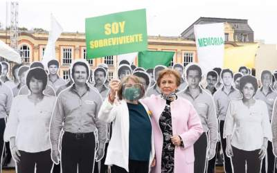 General Samudio Molina, responda por el genocidio de la UP