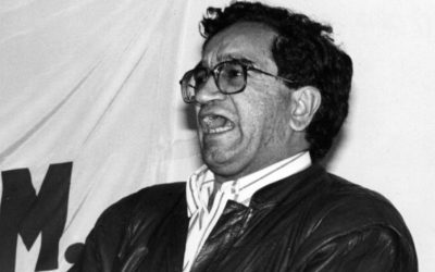 A la memoria de Pedro Osorio, dirigente y líder sindical