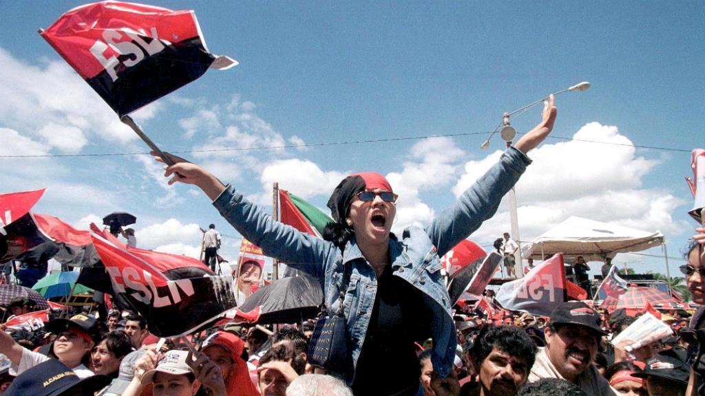Solidaridad con la República y el pueblo de Nicaragua