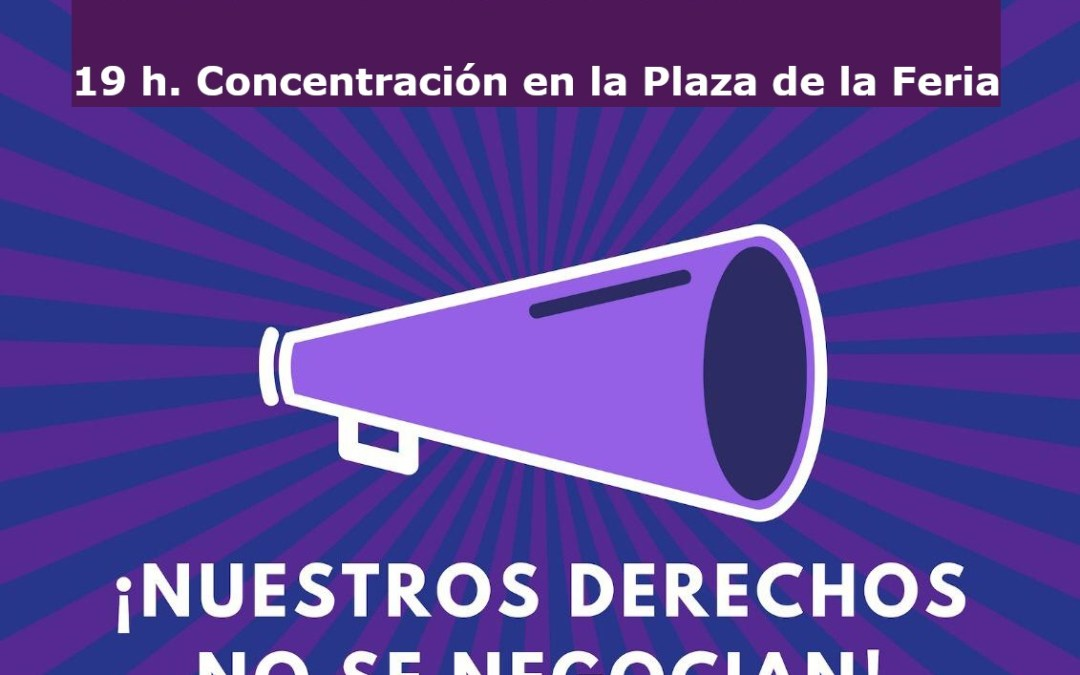 15 Enero – Movilizaciones Feministas