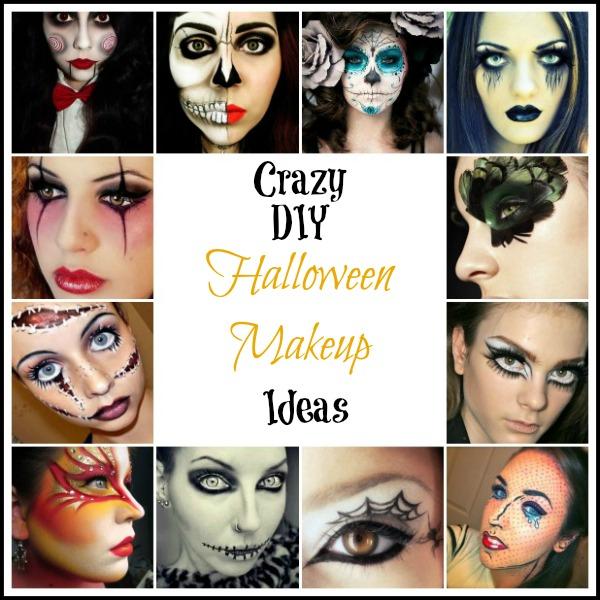 diy halloween makeup ideas