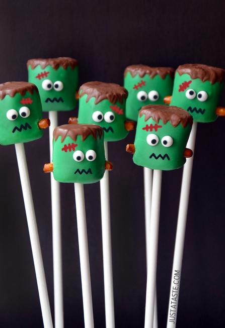 halloween-frankenstein-marshmallow-pops
