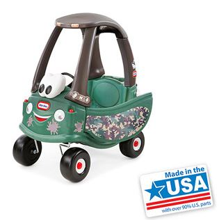 Cozy Coupe Off-Roader Ride-On
