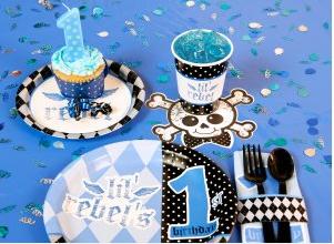 Lil Rebel Birthday Party Supplies