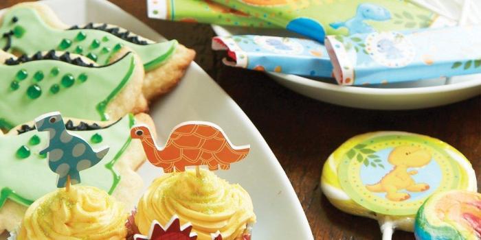 Little Dino Party Theme 01