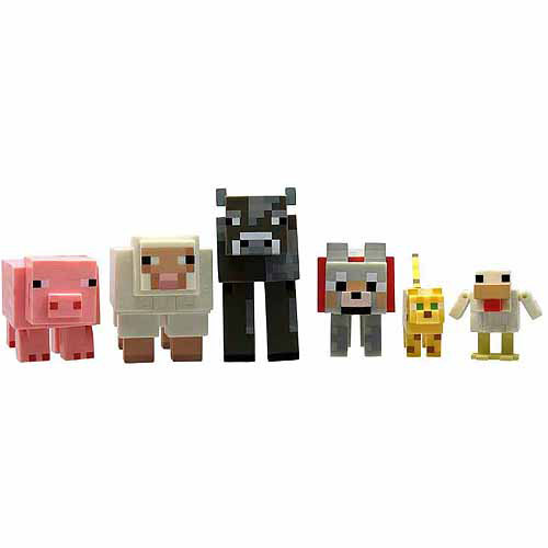 Minecraft-Animal-Action-Figures, Minecraft-toys, new-minecraft-toys, minecraft-toys-2014