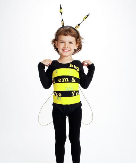 spelling bee halloween costume