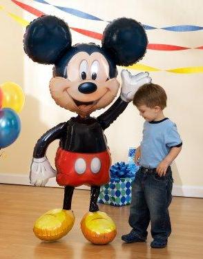 Giant Mickey Mouse Balloon
