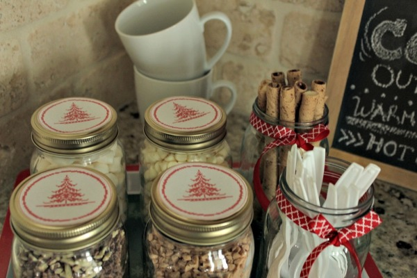 How to Set Up a Hot Cocoa Bar 06