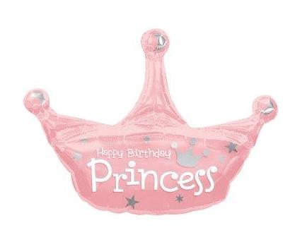 Jumbo Princess Balloon