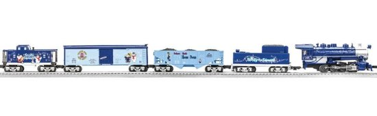 Lionel Train 2014 Frosty the Snowman