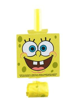SpongeBob Party Supplies 09