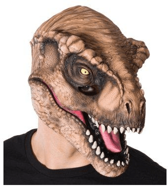 Jurassic World Mask Adults