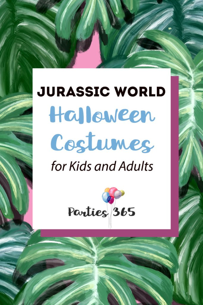 Are you thinking about a dinosaur costume for you or your child this Halloween? We have a great round up of Jurassic World Halloween Costumes for you! Check out these ideas for kids and adults and turn the whole family into dinosaurs! Jurassic World Costumes | Dinosaur Halloween Costumes | Kids Halloween Costumes