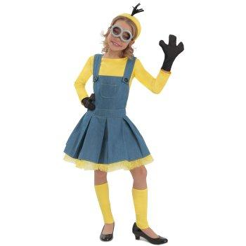 Girl Minion Costumes