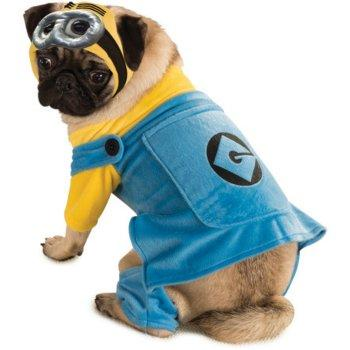 minion costume for dogs
