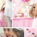 The Prettiest Pink Ballerina Party