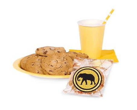 Safari Animal Adventure Cookie Kit