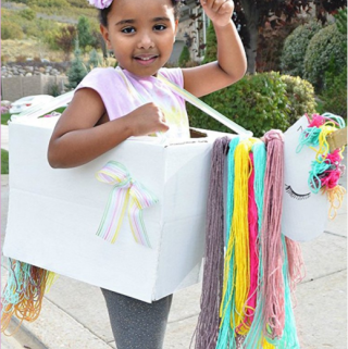 Make This Easy DIY Kids Unicorn Costume at the Last Minute