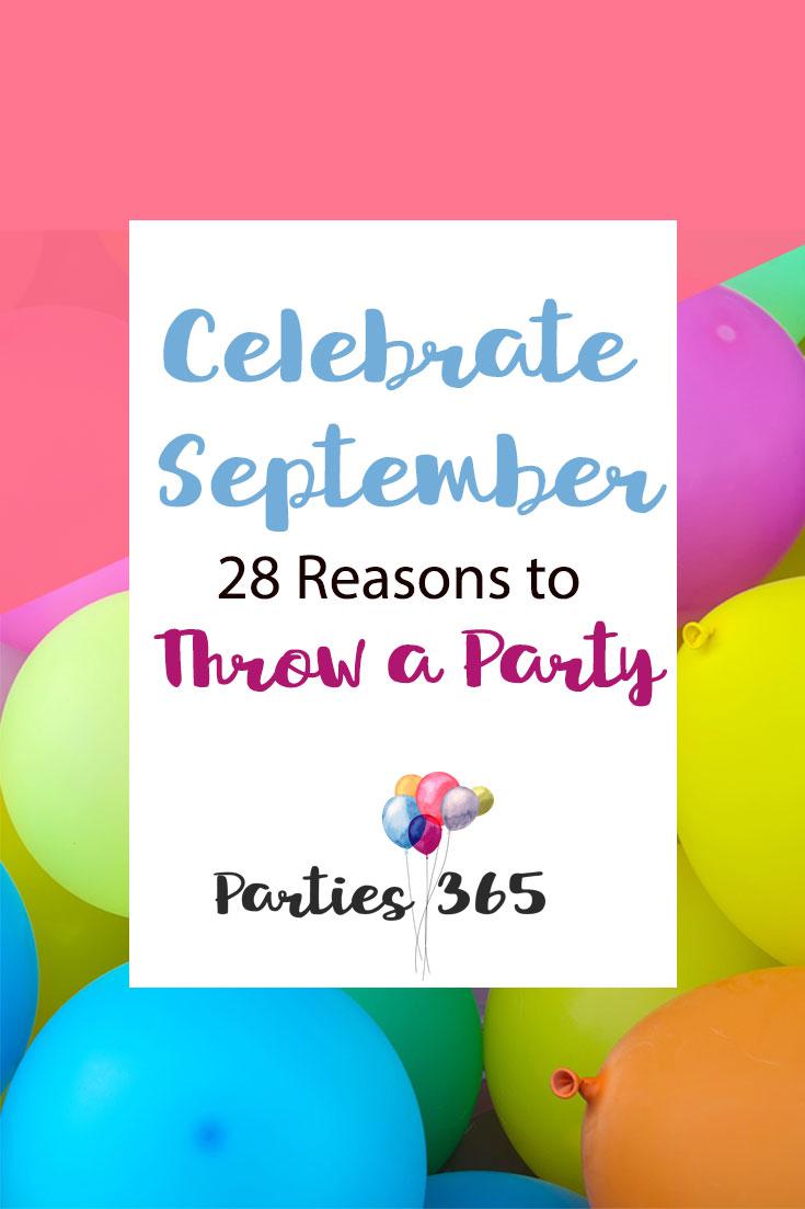 unique september holidays