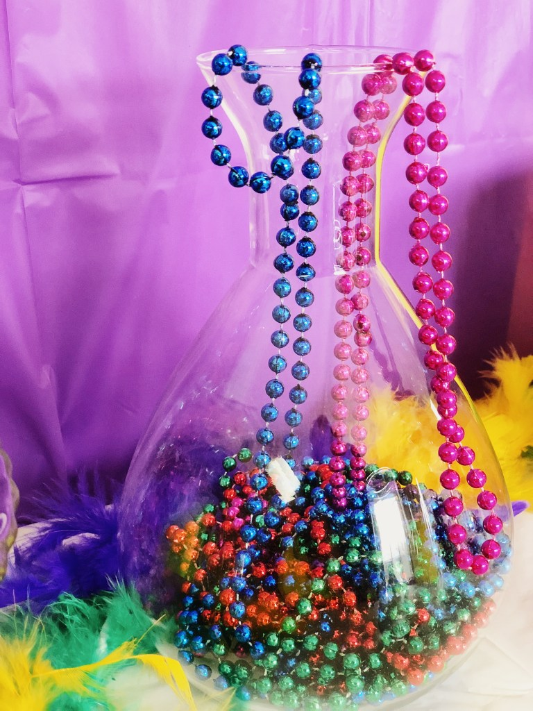 Mardi Gras Party Decoration Ideas