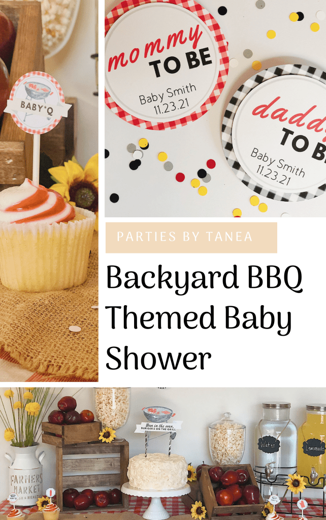 Whether you're serving hot dogs or burgers and beer, this post has you covered. After you are finished reading you'll be able to host the perfect baby BBQ themed baby shower - no venue rental required. Whether you're serving hot dogs or burgers and beer, this post has you covered. After you are finished reading you'll be able to host the perfect baby BBQ themed baby shower - no venue rental required.