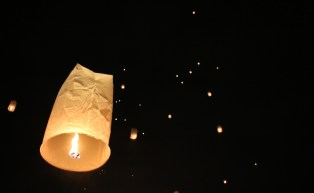 Soirée du 31 à Chiang Mai