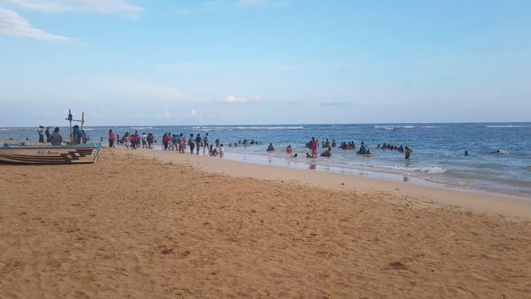 plage Polhena beach Sri Lanka