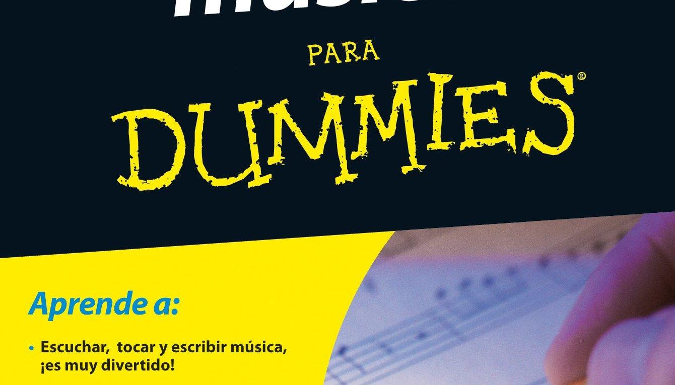 teoria musical para dummies pdf