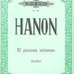 hanon el pianista virtuoso pdf