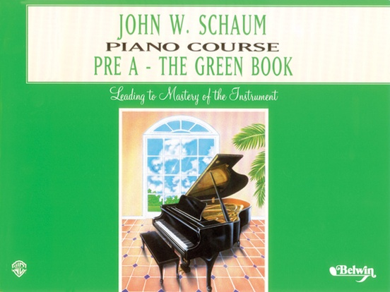 schaum piano course pdf
