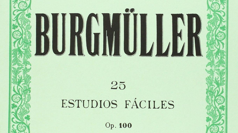 burgmuller op 100 pdf