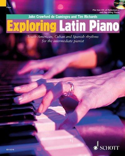 exploring latin piano pdf