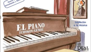 tchokov gemiu iniciación piano