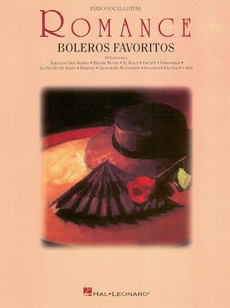 romance boleros favoritos piano