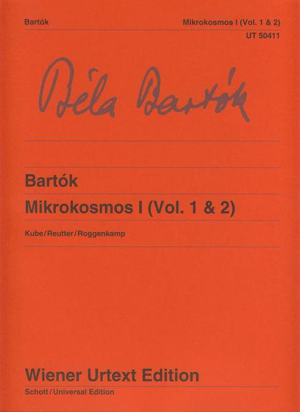 bartok mikrokosmos 6 volúmenes