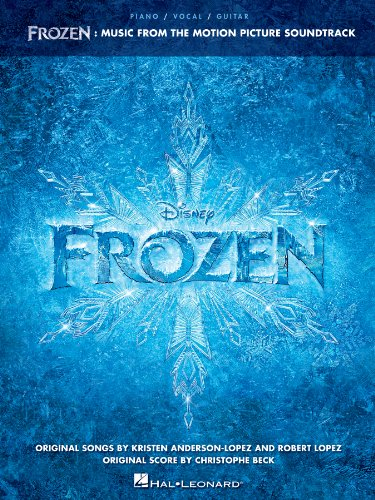 frozen songbook piano pdf