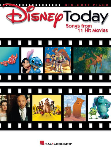 disney today songs movies