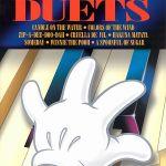disney duets songbook piano