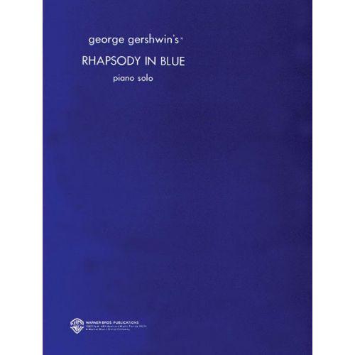gershwin rhapsody in blue partitura piano pdf