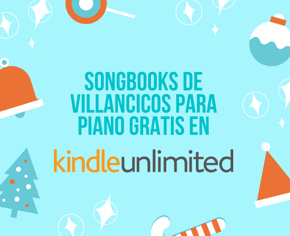 songbook Villancicos piano gratils Kindle Unlimited