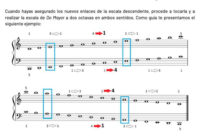 piano complementario escalas y armonía pdf